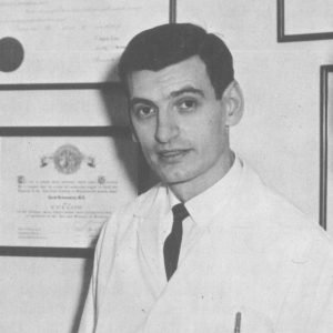 Dr. Jacob Rosensweig