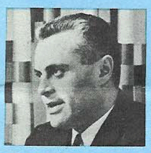 Dr. Nathan Epstein, Chief of Psychiatry from 1959 to 1967.