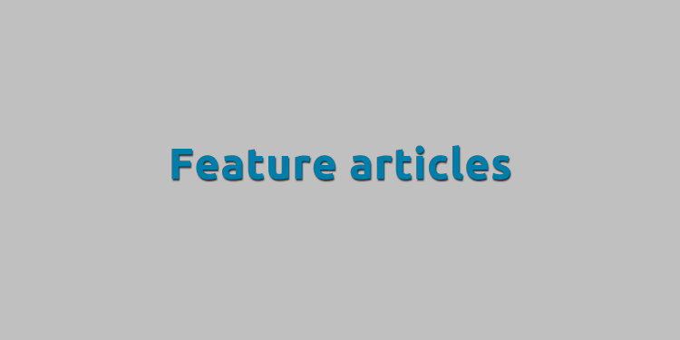 Feature articles