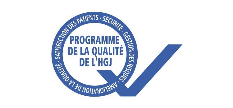Programme de la qualité de l'HGJ