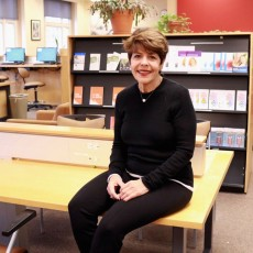 In December 2015, Arlene Greenberg paused to reflect on the highlights of her career, just as she was about to retire as Chief Medical Librarian of the JGH Health Sciences Library.