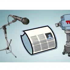 Tout d'horizon des médias