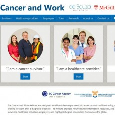 Cancer and Work
