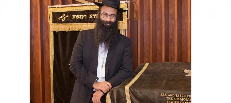 Rabbin Nissim Barak Hetsroni