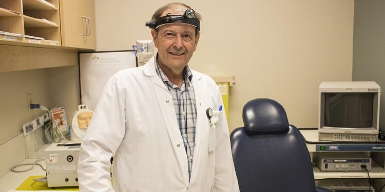 Dr. Saul Frenkiel