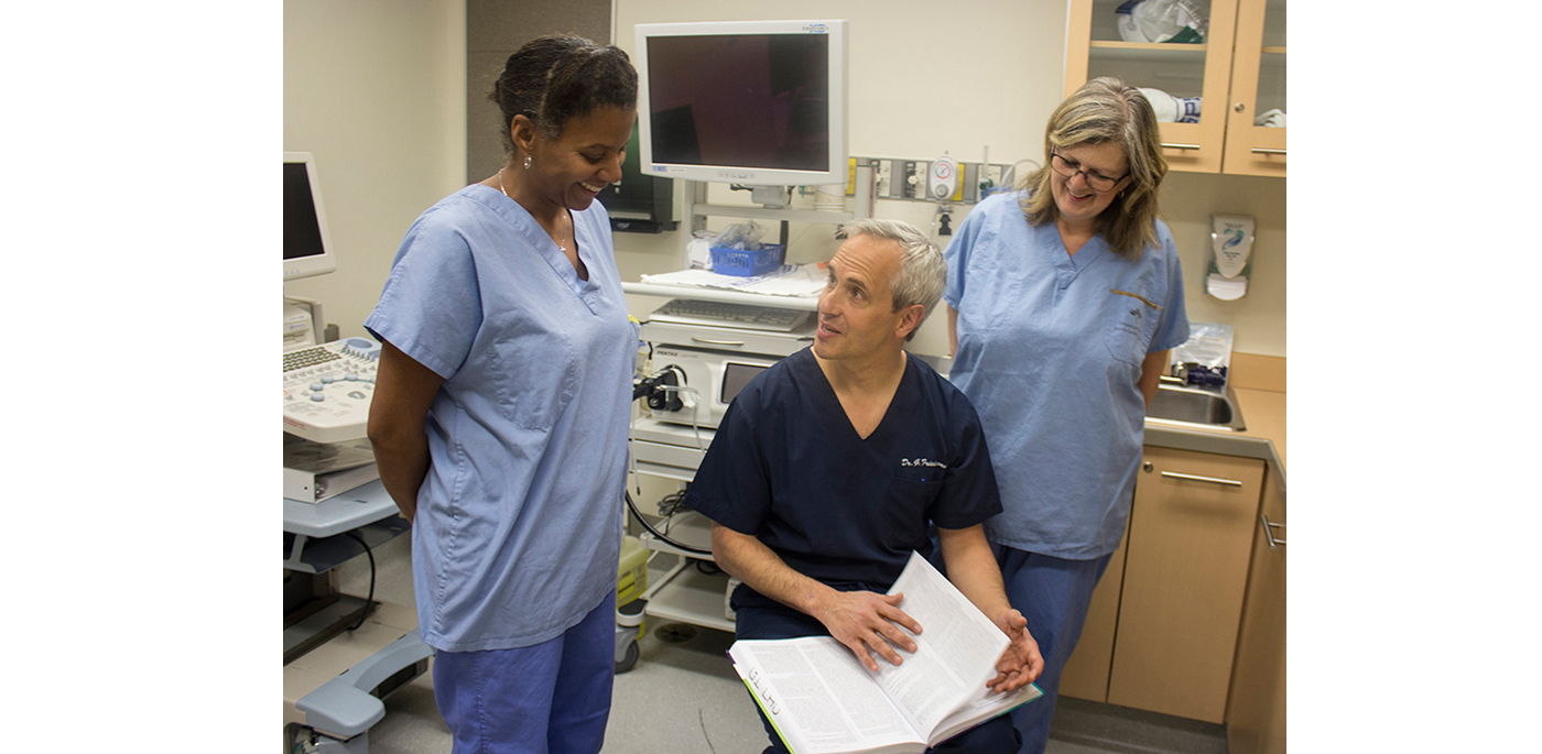 a first in quebec  doctor