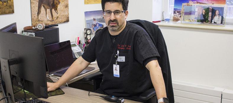 Dr Joel Turner