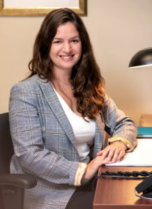 Gabrielle Chartier, Nurse Navigator in the Head and Neck Oncology section of the Segal Cancer Centre.