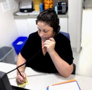 Esther Laforest, a Nurse Clinician in the Heart Failure Clinic.