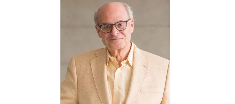 Myer Bick, ancien président-directeur général de la Fondation de l'HGJ, qui a été nommé au sein de l'Ordre du Canada.