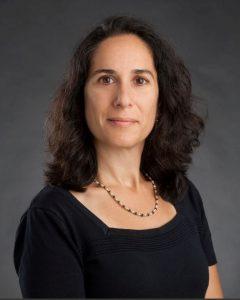 Dr. Michelle Elizov, Associate Dean of Faculty Development at McGill University.