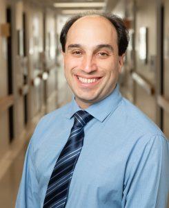 Dr. Mark Karanofsky, Director of the Goldman Herzl Family Practice Centre.