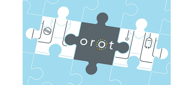 OROT, the connected health innovation hub of the JGH (within CIUSSS West-Central Montreal), links private-sector entrepreneurs with public-sector healthcare experts. This is helping to solve the puzzle of how creativity can be nurtured, so that new products and tools are developed to improve the delivery of care. (Click on this or any image to enlarge it.)